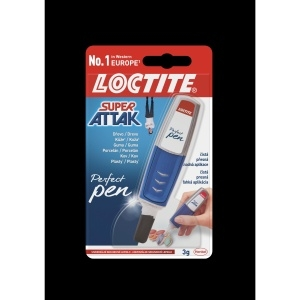 Lepidlo Loctite Perfect pen - 3 g