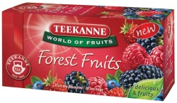 Čaj Teekanne ovocný -  Forest Fruits