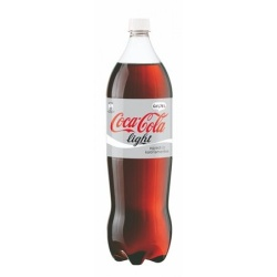 Nápoje Coca Cola  - Coca Cola light / 1,75 l